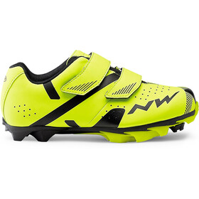 Northwave Hammer 2 Shoes Juniors yellow fluo/black